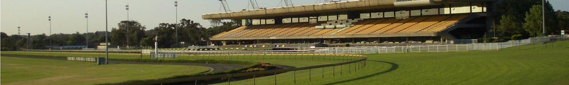 Canterbury racecourse action group